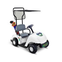 Kid Motorz Jr. Pro Golf Cart Ride-On with Golf Set