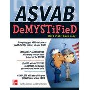 ASVAB DeMYSTiFieD - eBook