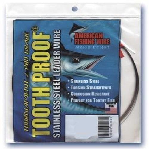 Wind-On Leaders 5 pack 23 feet Hand Made 80lb Game fishing leaders