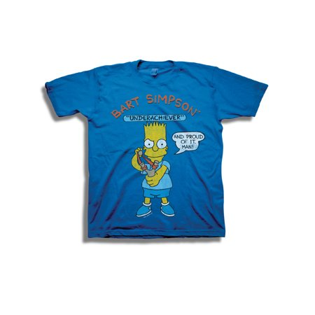 Simpsons Halloween Characters (Simpsons Boys' Bart Simpson