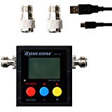 Gam3Gear Surecom SW_102 Digital VHF UHF 125_525Mhz Power & SWR Meter