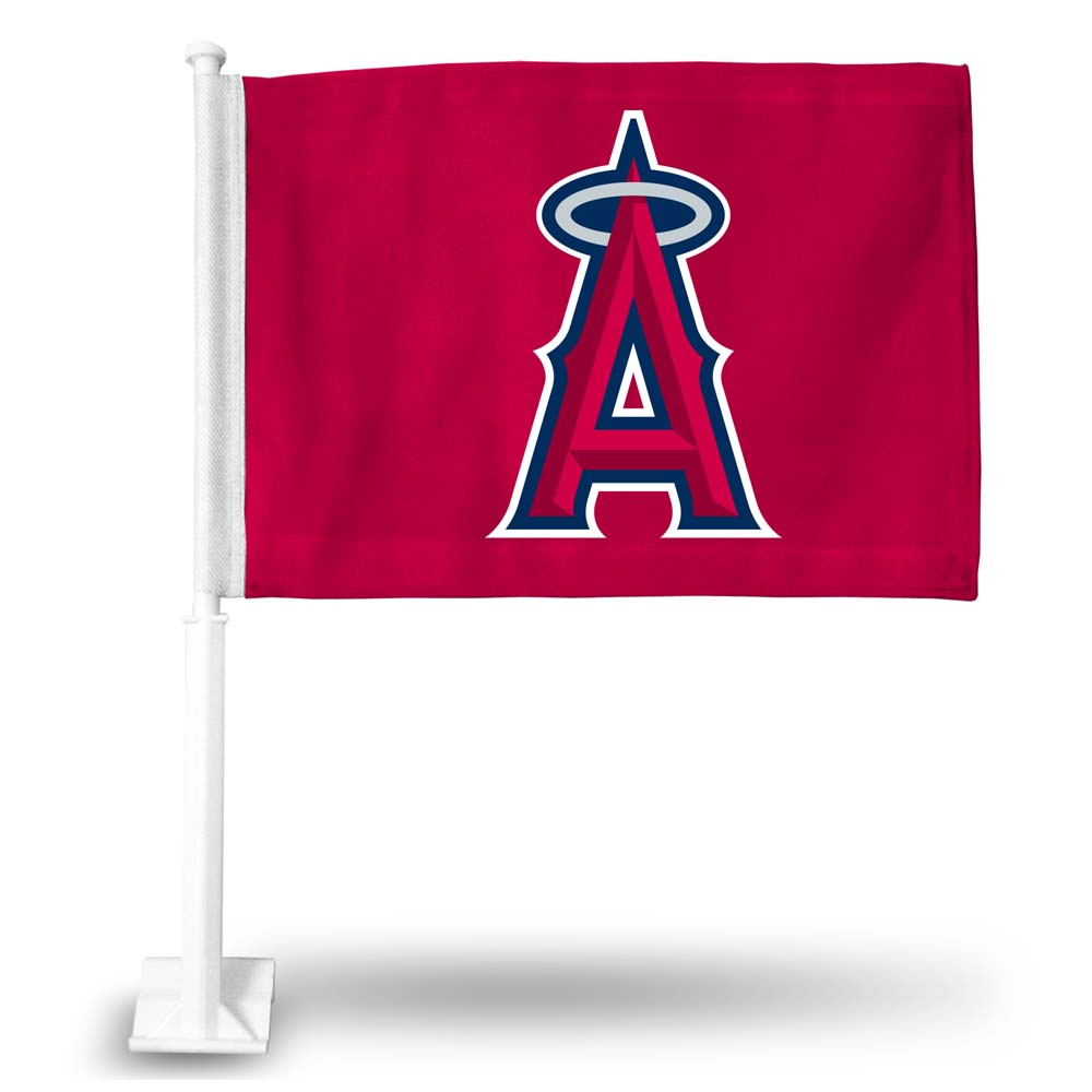 Car Flag By Rico - MLB - Los Angeles Angels of Anaheim Los Angeles Angels RPBBANACF