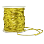 - Expo Int'l 50 yards of Candice 1.2mm Rattail Tinsel Cord