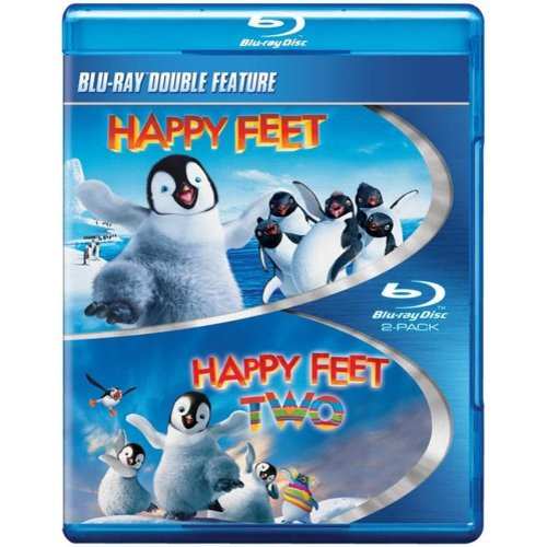 Happy Feet / Happy Feet 2 (Blu-ray) (Widescreen)