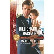 Billionaire's Bargain - eBook