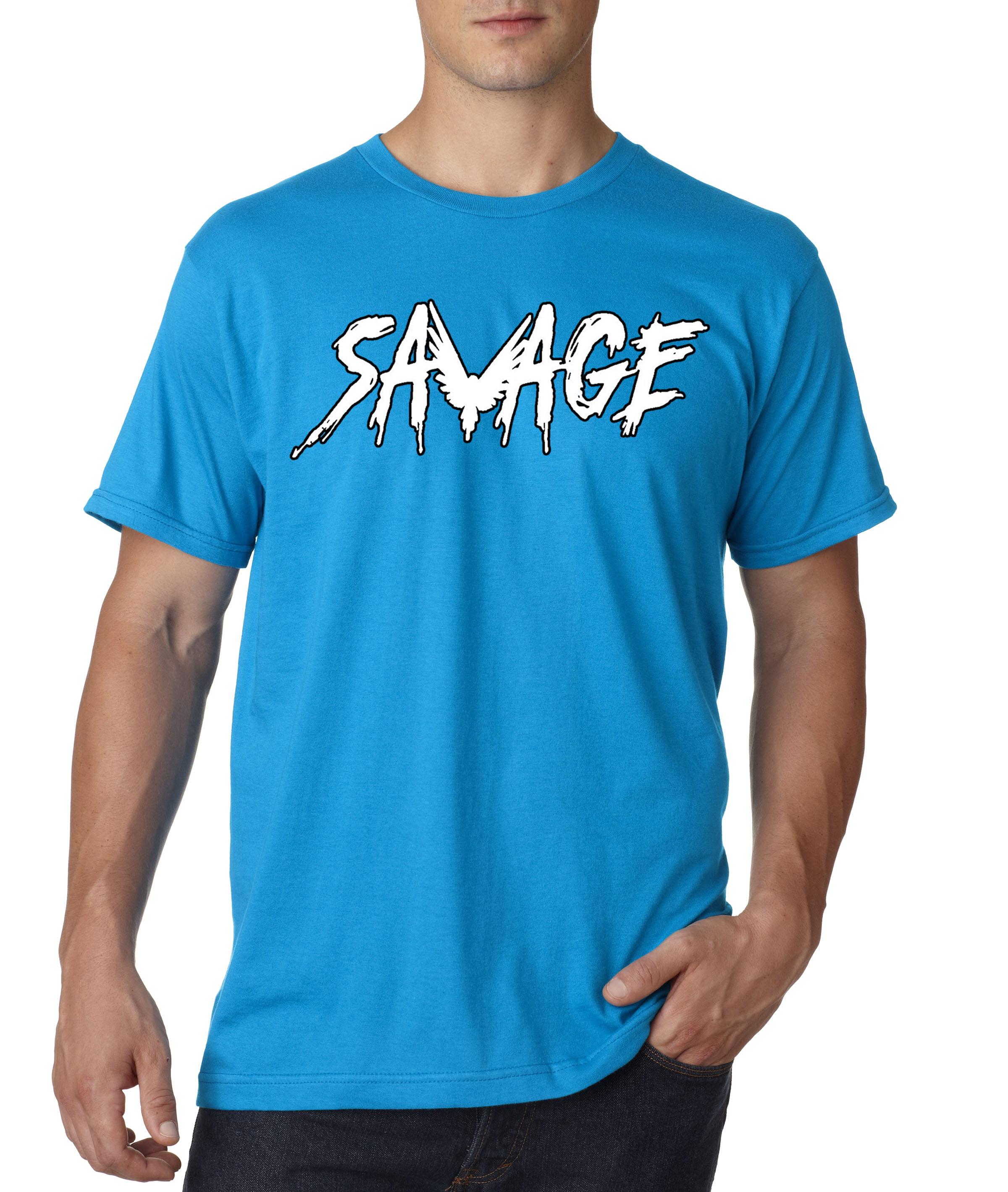 8cb279c315c3c New Way - 788 - Unisex T-Shirt Savage Maverick Logang Logan Paul ...