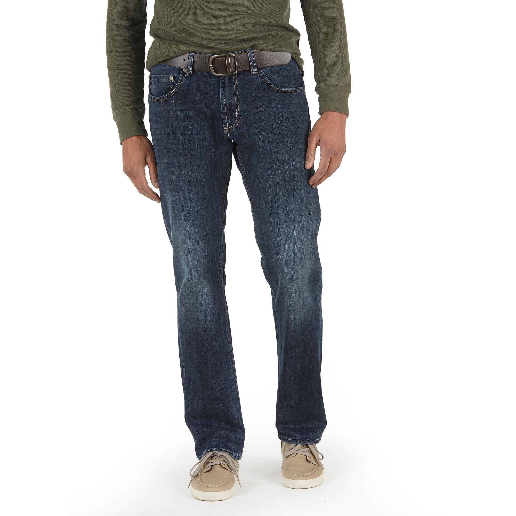 Men's Wrangler Jeans Co. RED - Vintage Slim Jean