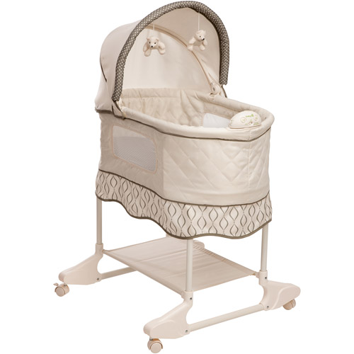 Safety 1st Nod-A-Way Bassinet, Waves