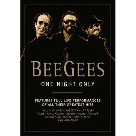 Bee Gees: One Night Only (DVD) (Bee Gees Here At Last Bee Gees Live)