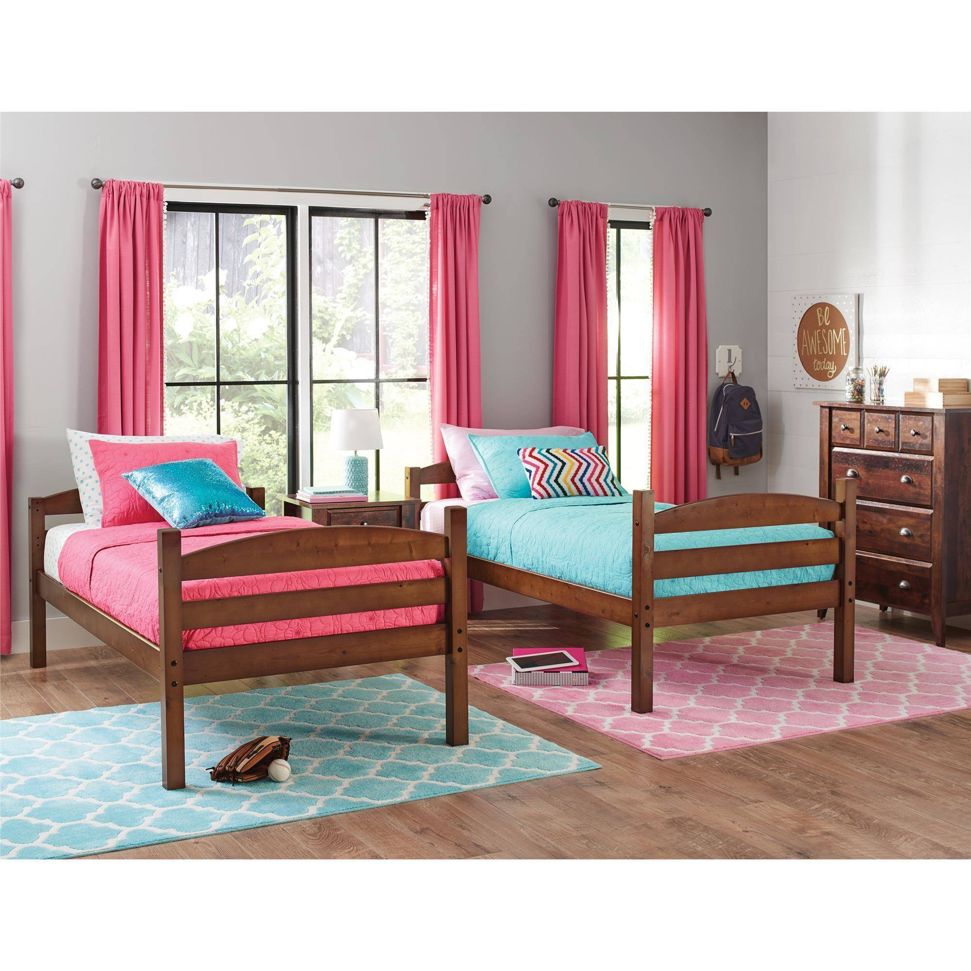 Walmart Bunk Beds Twin Over Futon Home Decor