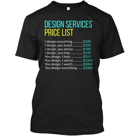 hanes graphic designer s price list hanes tagless tee t shirt