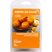 American Home by Yankee Candle Mandarin Orange, 2.6 oz Fragranced Wax Cubes