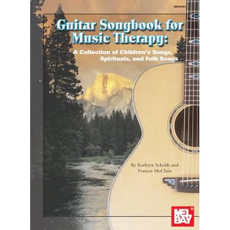 Guitar Songbook for Music Therapy : A Collection of Children's Songs, Spirituals, and Folk - Halloween Theme Song Sheet Music Guitar