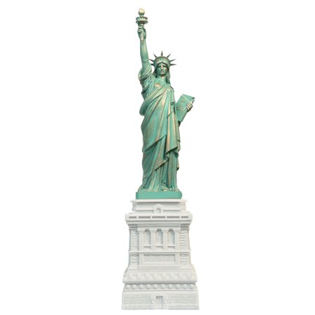 15 Inch Statue of Liberty Marble Statue (Torch Of Statue Of Liberty)
