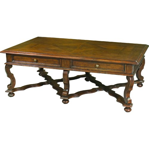 Eastern Legends Monte Bianca Coffee Table with Storage