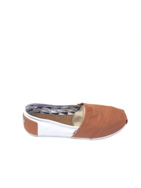 0781dadb711 Product Image WOMENS TOMS CLASSICS UNIVERSITY OF TEXAS AUSTIN SIZE 6