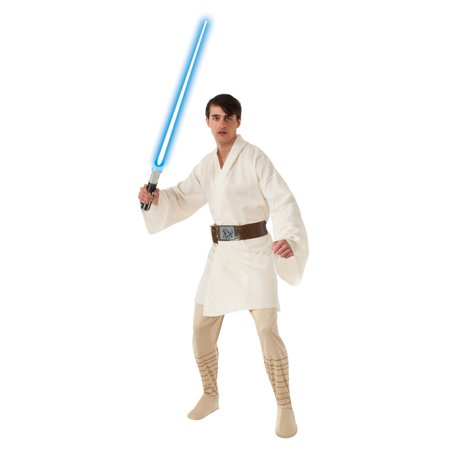 Star Wars - Luke Skywalker Deluxe Adult - Luke Skywalker Halloween Costume Adults