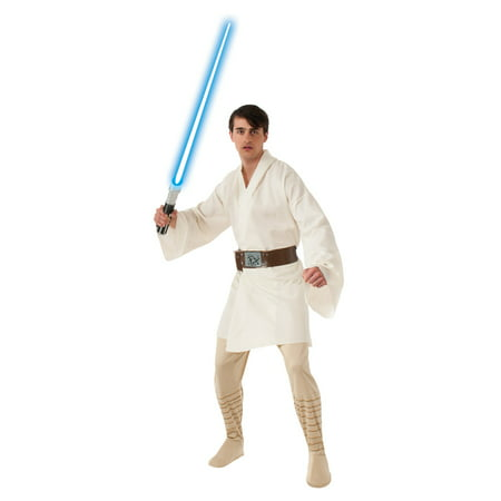 Star Wars Deluxe Luke Skywalker Adult Costume - X-Large](Anakin Skywalker Deluxe Costume)