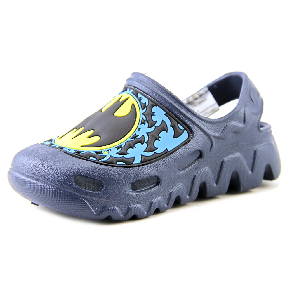 Batman Batman Clog Toddler US 9 Blue Clogs