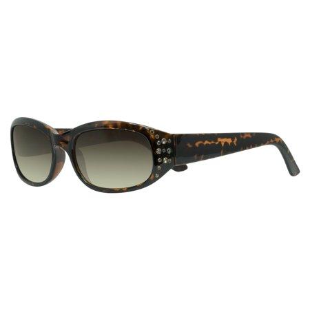 Dark Brown Sunglasses - Piranha