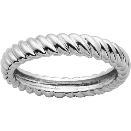 - Twisted Rope Ring