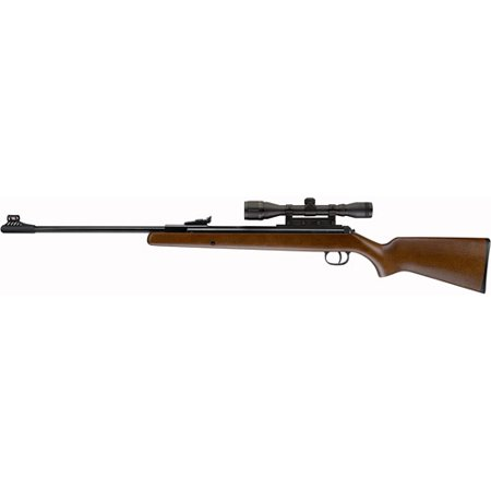 RWS Model 34 .177 Pellet Air Rifle with Scope