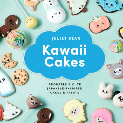 Kawaii Cakes : Adorable and Cute Japanese-Inspired Cakes and Treats - Kawaii Halloween Treats