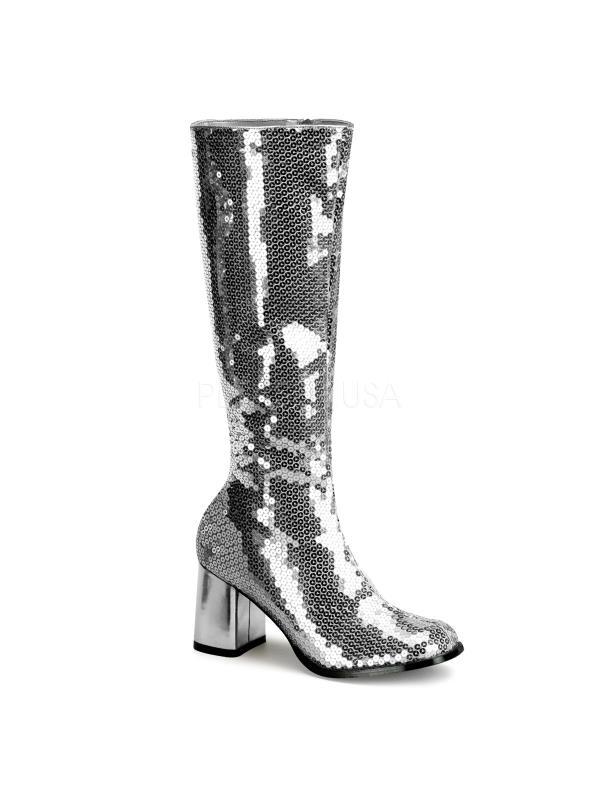 Bordello Boots Spectacular SPE300SQ/S Size: 6