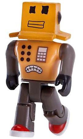 Roblox Mini Head Roblox Series 1 Mr Robot Mini Figure Without Code No Packaging Walmart Com Walmart Com