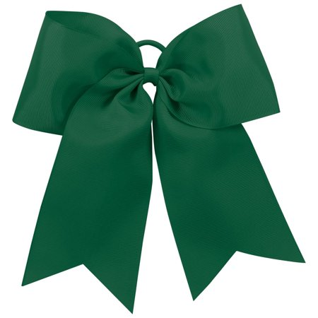 Augusta Sportswear OS Cheer Hair Bow Red 6701 - Halloween Cheer Bows