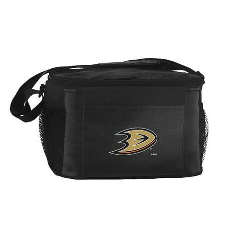 NHL Anaheim Ducks 6 Can Cooler Bag - Anaheim Ducks Store