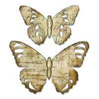 Sizzix Bigz Die - Tattered Butterfly by Tim Holtz