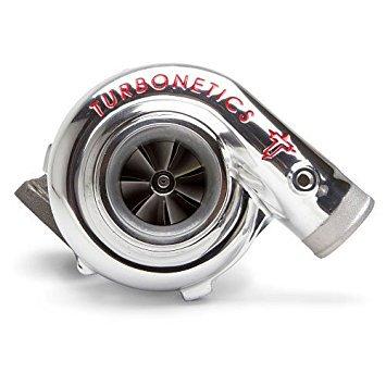 Turbonetics 10784 T3/T04E Turbocharger Compressor E-50 Turbine F1-57 Wheel A/R