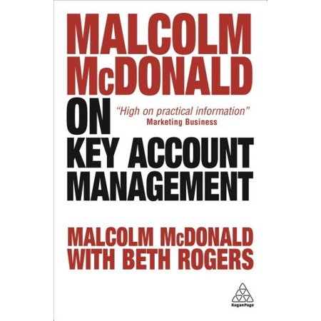 Malcolm Mcdonald On Key Account Management