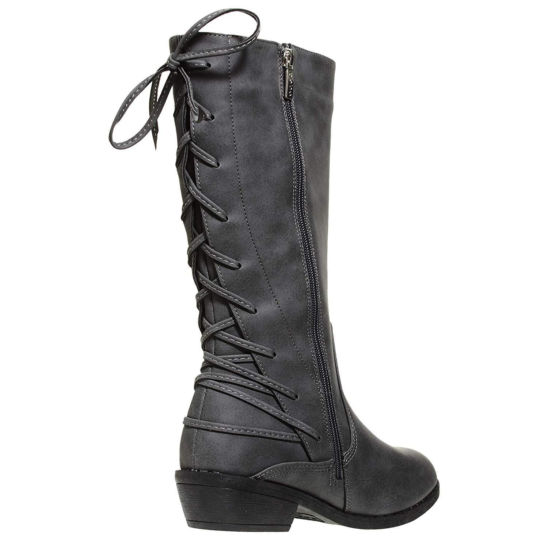 bebe - bebe Girls Riding Boots Size 11