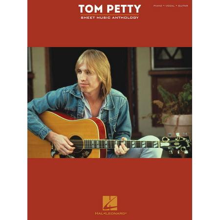Tom Petty Sheet Music Anthology - eBook