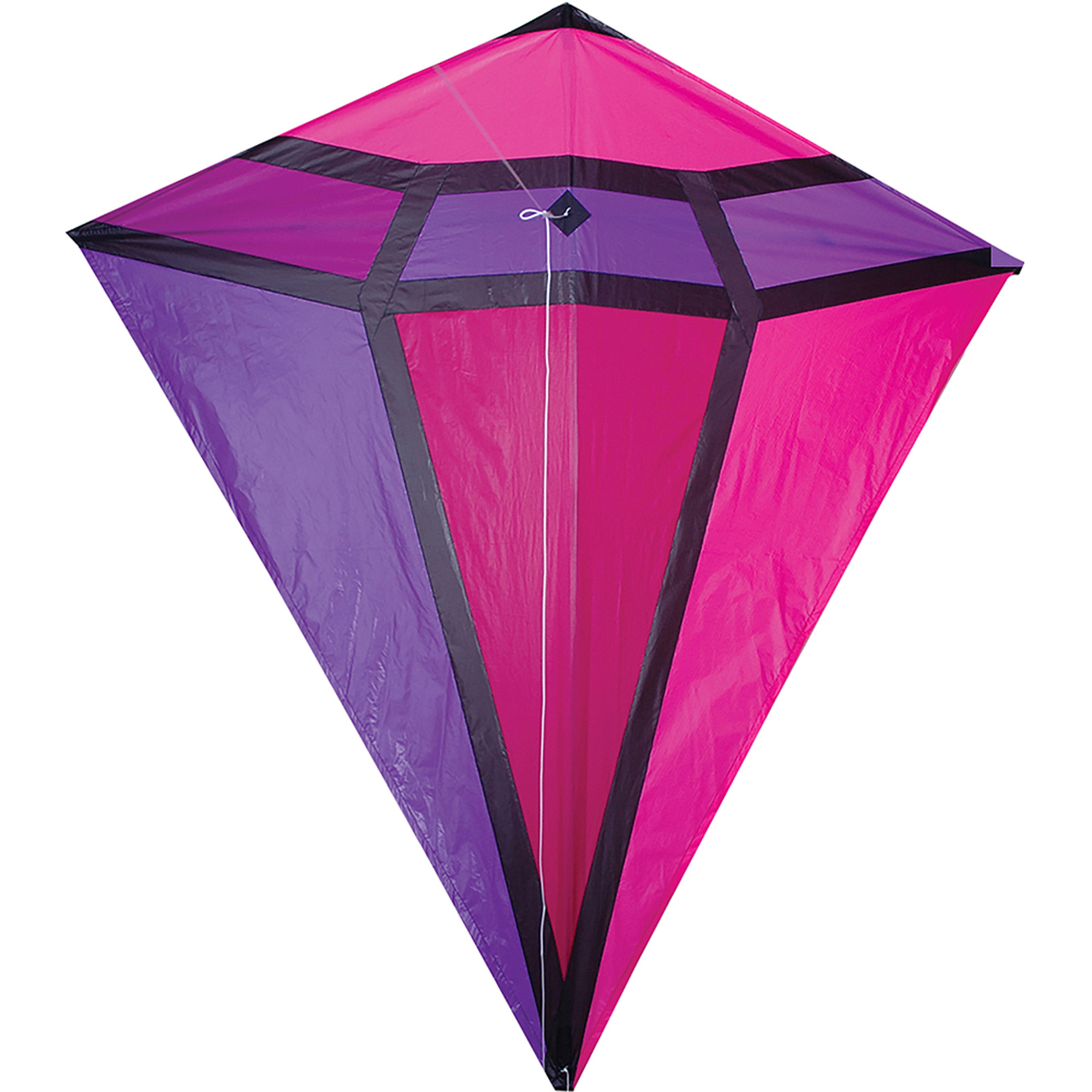 "Premier Designs 65"" Diamond Kite, Ruby"