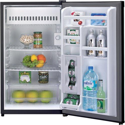 Daewoo 4.4 Cu.ft Compact Refrigerator Bl - Walmart.com