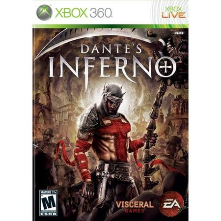 Electronic Arts Dante S Inferno Xbox 360