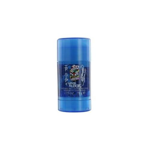 WMU Ed Hardy Love & Luck Deodorant Stick Alcohol Free 2. 75 Oz By Christian Audigier