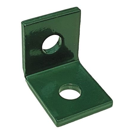 THOMAS & BETTS AB202GR Channel Connecting Plate, Green