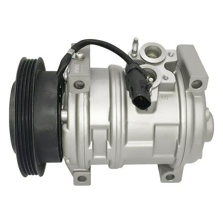 RYC Remanufactured AC Compressor and A/C Clutch GG387 Fits 2001, 2002, 2003, 2004, 2005, 2006, 2007, 2008, 2009, 2010 PT Cruiser