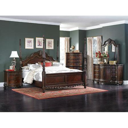 Woodbridge Woodhaven Hill Deryn Park Panel Customizable Bedroom Set  picture