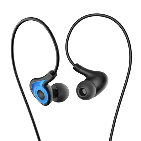 Venstone In Ear Earbuds Headphones With Mic And Remote Control Earphones For Smartphones  Best For Iphone  Blue