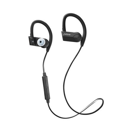 d62c8a51e1c Jabra Sport Pace Black Wireless Headphones (Manufacturer Refurbished) -  Walmart.com