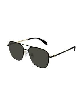 Alexander McQueen AM0187SK Men's Sunglasses 56mm 001