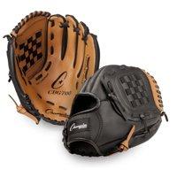 "Champion Sports 12"" CBG700 Series Leather Baseball/Softball Glove, Left Hand Throw"