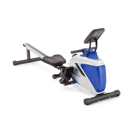 Marcy ME-1018RE Foldable 8-Level Magnetic Resistance Exercise Rowing Machine