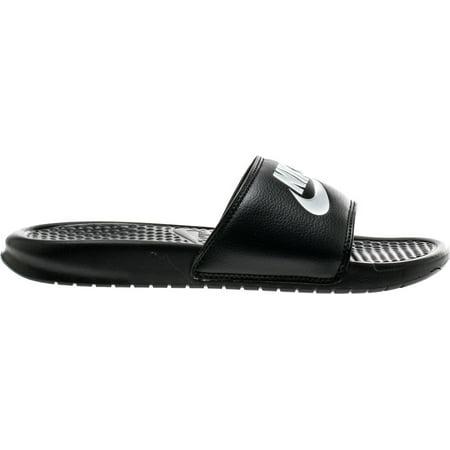 (Nike Men's Benassi Just Do It Slide Athletic Sandal (8))