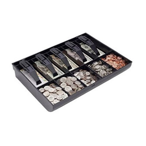 MMF POS Advantage Cash Drawer Replacement Till, 5 Bill Slots, 5 Coin Slots 226-199USPL10-04